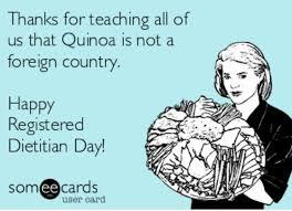 Quinoa... so hot...